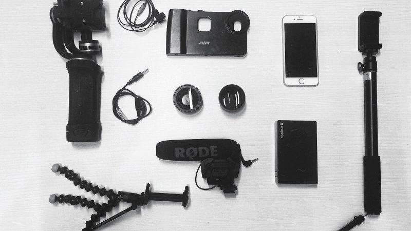 Accesorios para vídeo que no pueden faltar en tu equipo móvil